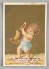 Trade card; Sam Isaacs & Bros.; Tacoma, Washington, United States; undated;
